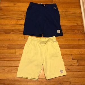 2 Abercrombie Kids boys shorts